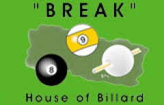 Break-House of Billard