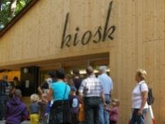 Wildpark-Kiosk