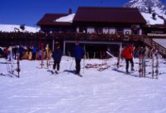 Albona-Mittelstation, SB-Restaurant