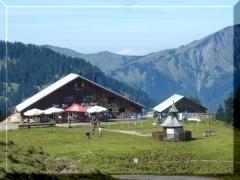 Alpe Wurzach Schutzh�tte