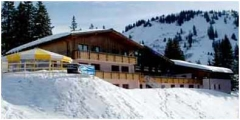 Gamsbar Berghof Laterns